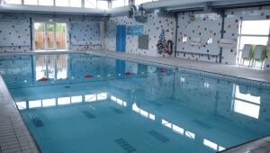 zwembad houten